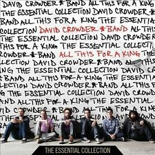 All This for a King: The Essential Collection - David Crowder Band (CD, 2013)
