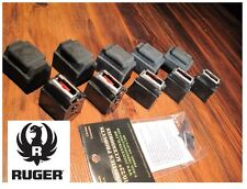 5 Pack Ruger 10/22 Magazines 22 LR BX-1 10 RD Clips 90451 W/ CAPS & FREE Goodie