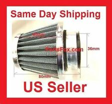 Air Filter Cleaner 125 110 50 90cc 70cc 35mm 36mm Fit PZ19 20 Carb Taotao Peace