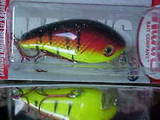 Mann's Elite Series Baby1- Minus Red Hooks SB4E-11 the WORLD'S #1 Shallow Lure