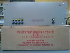 Webster Electric telephone system power supply PS 23 vintage audio NOS NIB