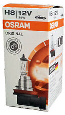 OSRAM h8 12v 35w pgj19-1 original spare part made in Germany 1er confezione 64212