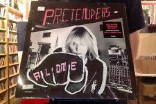 Pretenders Alone LP sealed vinyl + download
