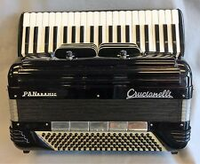 Crucianelli Accordion 4 Reed Made by Pancordion
