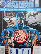 BATMAN n°5 1994 - Nuove e vecchie storie ed. DC Glenat Italia [G.192]