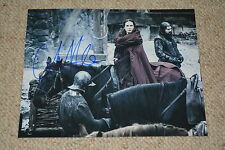 CARICE VAN HOUTEN signed Autogramm 20x25 cm In Person GAME OF THRONES Melisandre