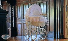 Alvi komplett stubenwagen birthe weiß teddy romantik ebay