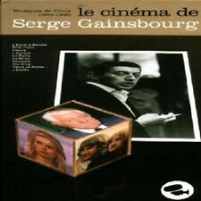 SERGE GAINSBOURG - LE CINEMA DE SERGE GAINSBOURG 3 CD NEU+++++++++++++