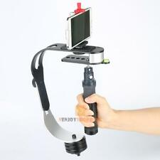 Pro Handheld Video Stabilizer Steady cam W/ Holder for DSLR DV SLR Camera Phone