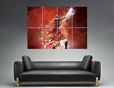 Michael Jordan 23 Design   Wall Art Poster Grand format A0 Large Print