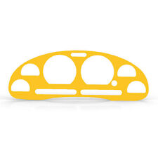 Sun Yellow Gauge Cluster Dash Bezel Trim fits: 94-04 Ford Mustang