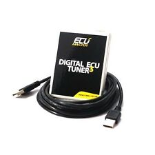 ECU Master DET3 + MAP Sensor 4,0 bar / Digital ECU Tuner 3 - the best piggyback