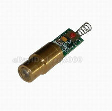 Professional 200mw 532 green laser module Suitable for standard laser host / 3V