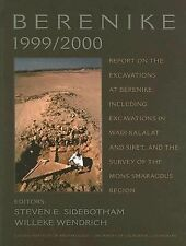 Berenike 1999/2000: Report on the Excavations at Berenike, Including Excavations