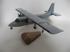 Britten Norman Islander BN-2  Defender RAF Airplane Wood Model