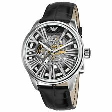 Emporio Armani® watch MECCANICO AR4629 Men`s Skeleton