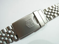 NEW 18MM STAINLESS MATT FINISHED BRACELET FITS TAG HEUER F1 MEN'S WATCH