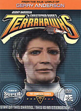Terrahawks - The Complete Series (DVD, 2004, 5-Disc Set) VG Used