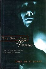 "JORRE - ""THE GOOD SHIP VENUS"" - OLYMPIA PRESS EROTICA & MAURICE GIRODIAS (1994)"