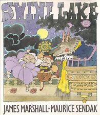 """MAURICE SENDAK """"Swine Lake"""" (1999) SIGNED First Printing of the FIRST EDITION"""