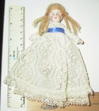 Vintage   Antique German Doll House Doll 5 in.