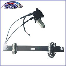 BRAND NEW FRONT DRIVERS SIDE POWER WINDOW REGULATOR WITH MOTOR FOR 94-97 ACCORD