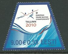 Estonia 2010 - Sports Winter Olympics Vancouver Figure Skating - Sc 632 MNH