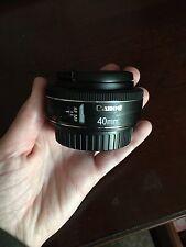 Canon EF 40mm f/2.8 STM Camera Lens