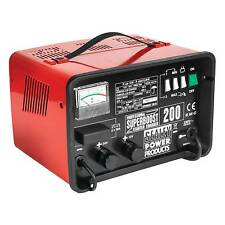 Sealey Battery/Booster/Starter/Charger 200/45Amp 12/24V 230V - SUPERBOOST200