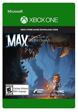 Max the curse of brotherhood Xbox One instantané e-mail livraison code! clé