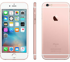 APPLE IPHONE 6S 16GB ROSE-GOLD GRADO A/B + ACCESSORI + GARANZIA 12 MESI