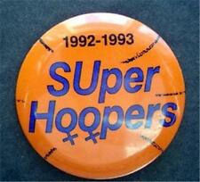 Syracuse University SUper Hoopers Basketball Pin Button