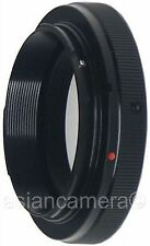 Metal T-2 T2 T-Mount Adapter Ring For Yashica Contax CY Camera U&S