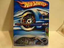 2006 Hot Wheels Treasure Hunt #49 Purple Pit Cruiser w/3 Spoke Wheels