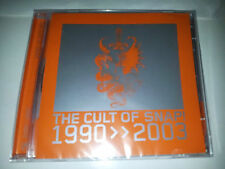 cd musica SNAP THE CULT OF SNAP! 1990-2003 DOPPIO CD