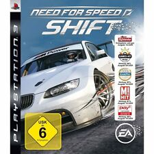 PS3 - NEED FOR SPEED - SHIFT - PLAYSTATION 3