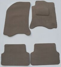 BMW E36 3 SERIES 91-98 Beige Luxury Tufted Car Mats