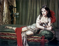 Hedy Lamarr UNSIGNED photo - D1509 - Samson and Delilah