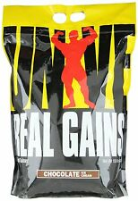 Cookies and Cream Universal Real Gains - 10.6 lb Bag - Mass Weight Gainer