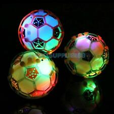 LED Light Jumping Ball Kids Baby Crazy Music Football Children's Funny Toy Gift