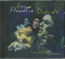 GRUPO FLAMENCO DUENDE-CANTARES Y POEMAS CD ALBUM SPAIN