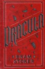 Dracula (Barnes & Noble Leatherbound Classic Collection), Stoker, Bram, Good Boo