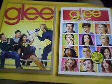 (2) Glee Season DVD Lot: Seasons One & Vol. 1  w/Slipcover   11 DVDs