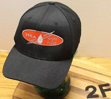 NICE VERA WATER & POWER HAT BLACK FITTED SIZE S/M IN VERY GOOD CONDITION