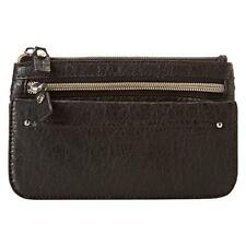 Relic 2953 Womens Fullerton Black Organizational Clutch Wallet Checkbook BHFO