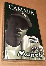 Camara - Monet 2000 HTF Sealed VA Rap Cassingle Pen & Pixel Artwork