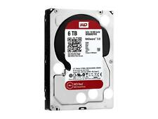 """WD RED WD60EFRX RED 6TB NAS 64MB cache SATA 6.0Gb/s 3.5"""" NEW IN BOX"""