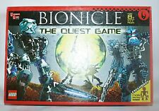 LEGO Games Bionicle The Quest Game (1754) w/ Toa Inika Pieces Complete