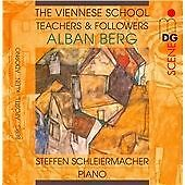 The Viennese School, Teachers and Followers of Alban Berg CD NEW