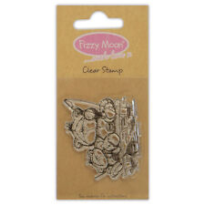 FIZZY MOON CLEAR STAMPS GREAT FOR CRAFTS - FISHING
